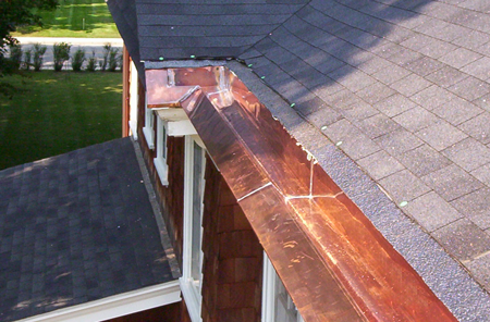 Information You Need to Know about Copper Gutters