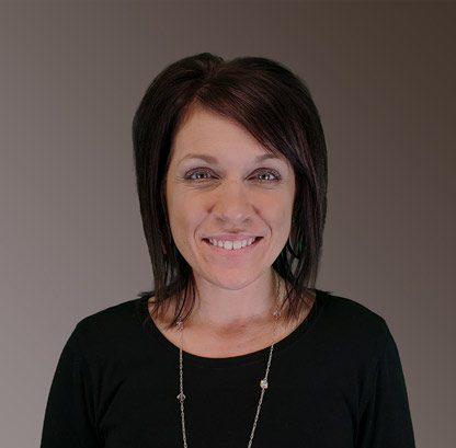 Amanda Moore, Office Manager for Cornett Roofing