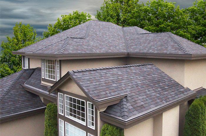 Mularkey shingles installed on nice home