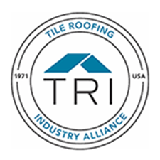 Logo for the Tile Roofing Industry Alliance