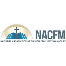 Logo for the National Association of Church Facilities Managers