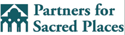 logo for Partners for Sacred Places