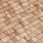 wood cedar shake roofing