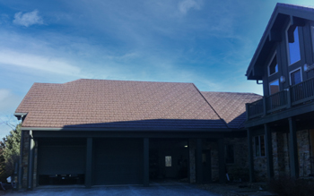 metal shake roof in anderson in