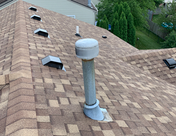 shingle roof in fishers indiana